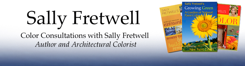 Sally Fretwell Feng Shui Color Consultation