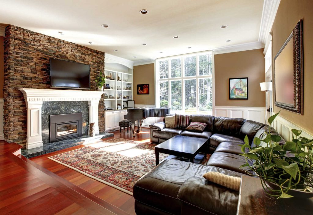 Love Your TV Room