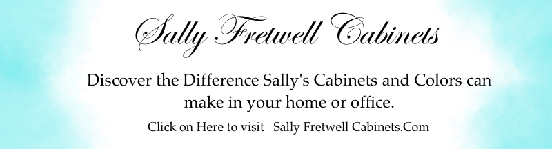 Sally Fretwell Cabinets and Colors for your Home or Office